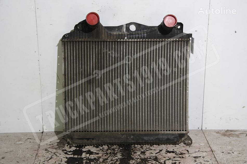 BEHR (81061300231) engine cooling radiator for MAN TGA & TGS truck