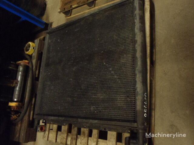 CASE engine cooling radiator for CASE CX290 excavator