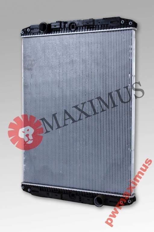new DAF engine cooling radiator for DAF XF95, XF105, LF, CF tractor unit