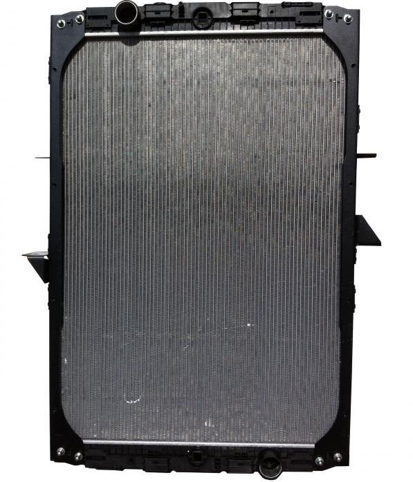 DAF engine cooling radiator for DAF XF95 tractor unit