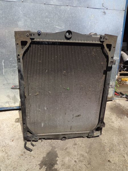 engine cooling radiator for DAF 65CF truck