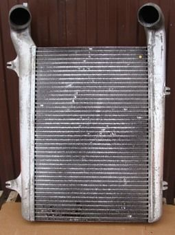 engine cooling radiator for DAF XF 95 tractor unit