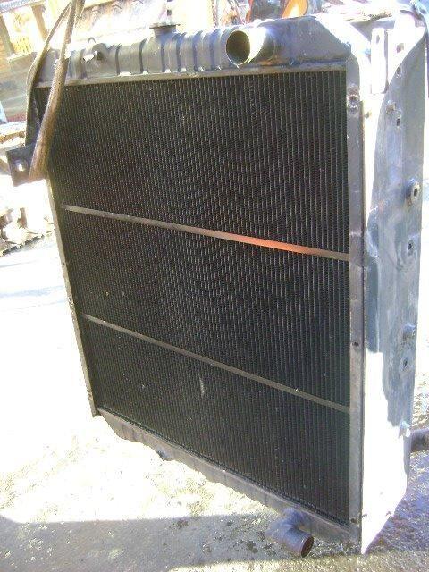 engine cooling radiator for FIAT-HITACHI excavator