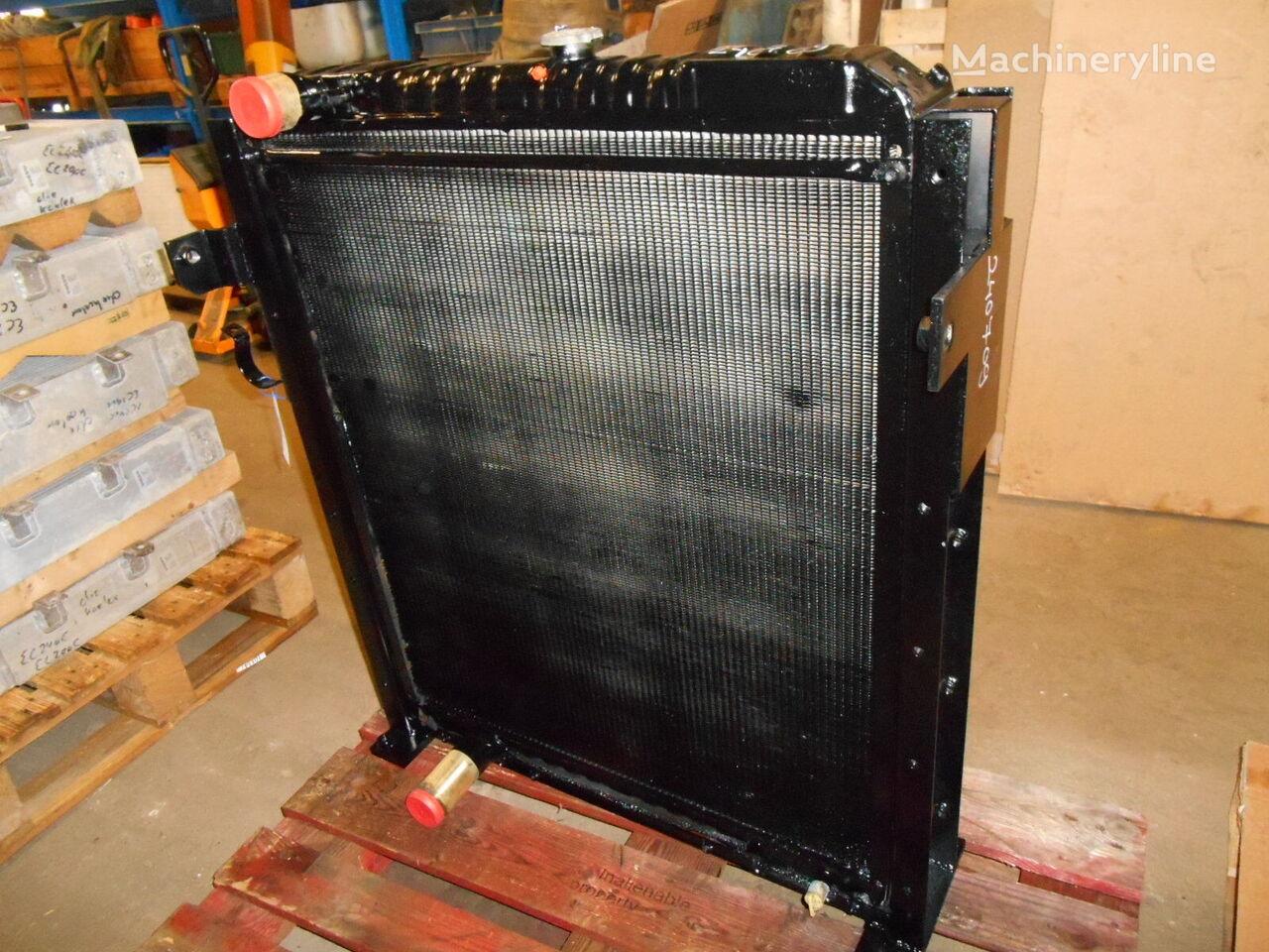 FIAT-HITACHI engine cooling radiator for FIAT-HITACHI FH400-2 excavator