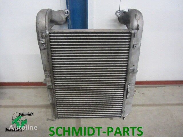 engine cooling radiator for GINAF tractor unit