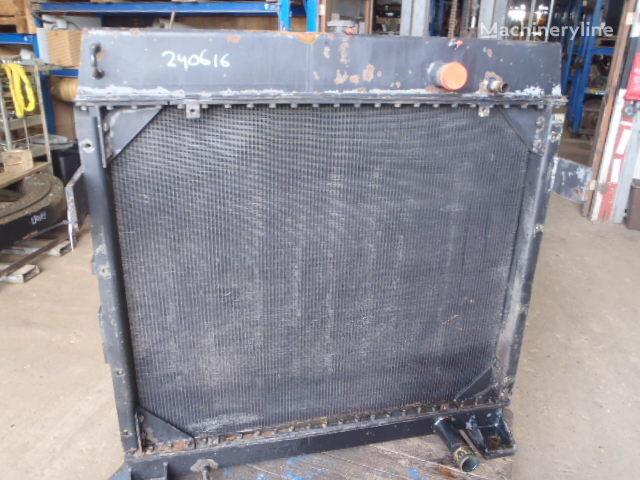HITACHI engine cooling radiator for HITACHI EX700 excavator