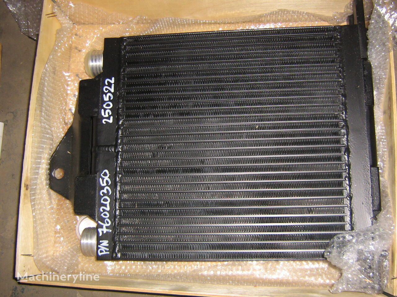 new engine cooling radiator for HITACHI FL20 excavator