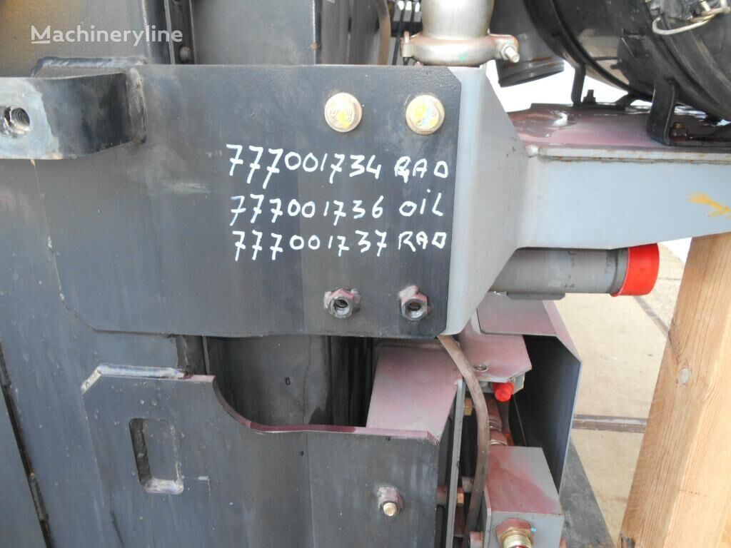 HITACHI T.Rad (YA00004871) engine cooling radiator for excavator