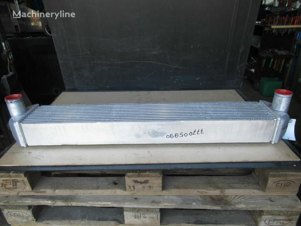 HITACHI Y233511000 engine cooling radiator for excavator
