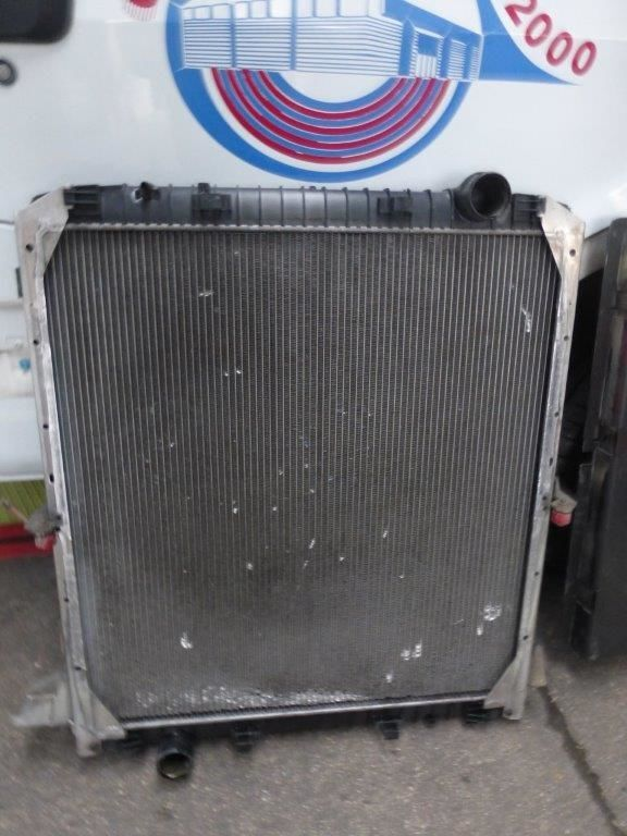engine cooling radiator for IVECO EUROTECH truck