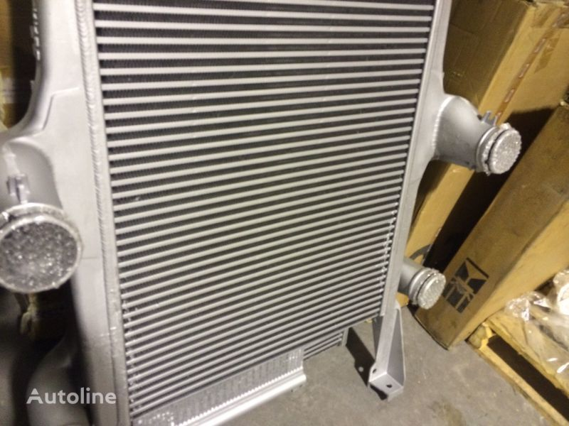 new IVECO INTERCOOLER engine cooling radiator for IVECO EUROSTAR CURSOR 190 E39 tractor unit