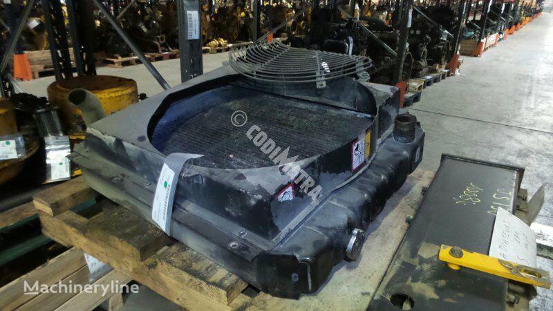 JCB RADIATEUR EAU engine cooling radiator for JCB  JS130WCAPSII excavator