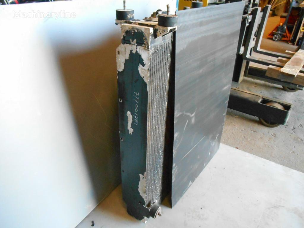 engine cooling radiator for LIEBHERR R954C EW excavator