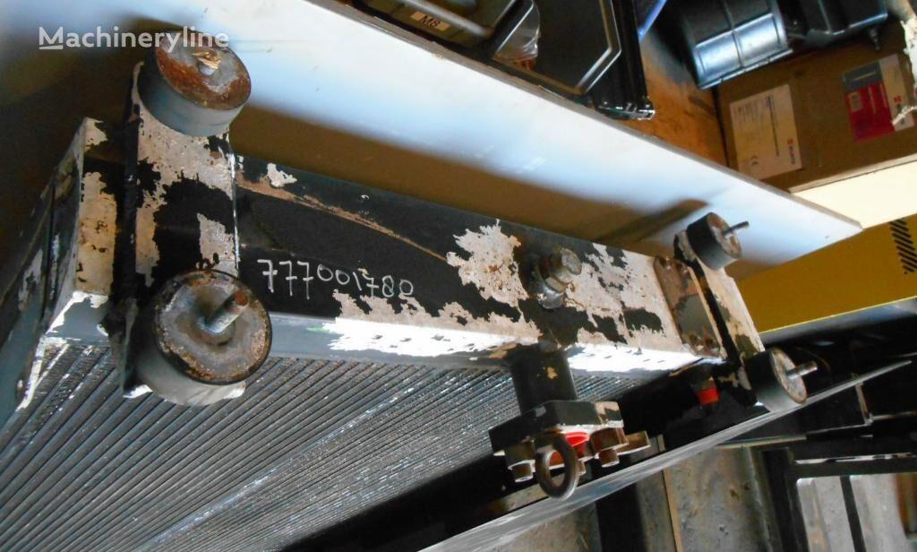 LIEBHERR R954C EW engine cooling radiator for excavator