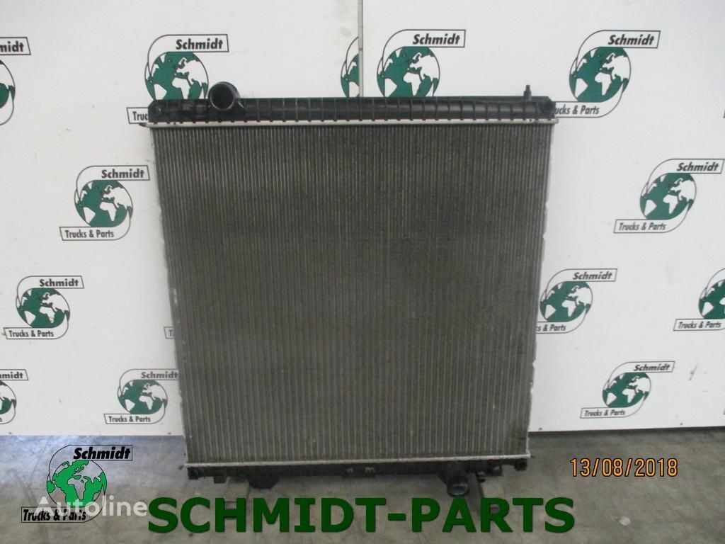 MAN engine cooling radiator for truck