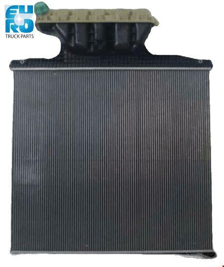 new MAN (81061016482) engine cooling radiator for MAN tga / tgs / tgx tractor unit
