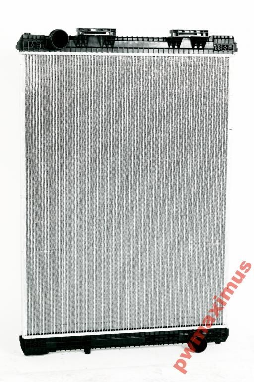 new MAN engine cooling radiator for MAN TGA, TGX, TGL, F2000 tractor unit