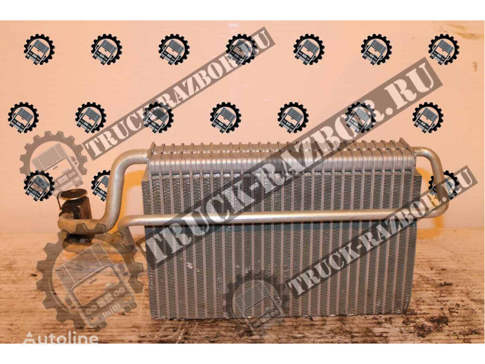 engine cooling radiator for MAN tractor unit