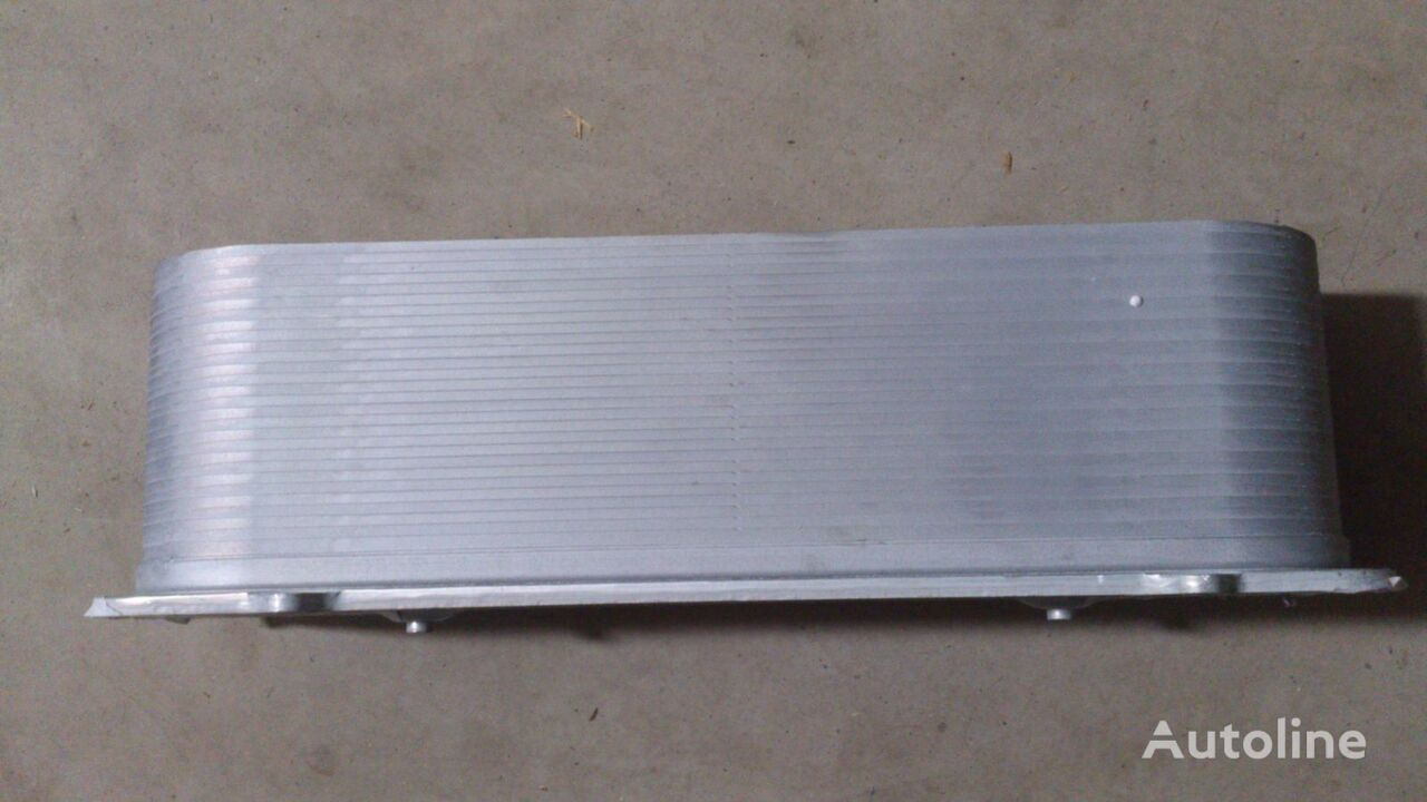 new MAN engine cooling radiator for MAN tractor unit