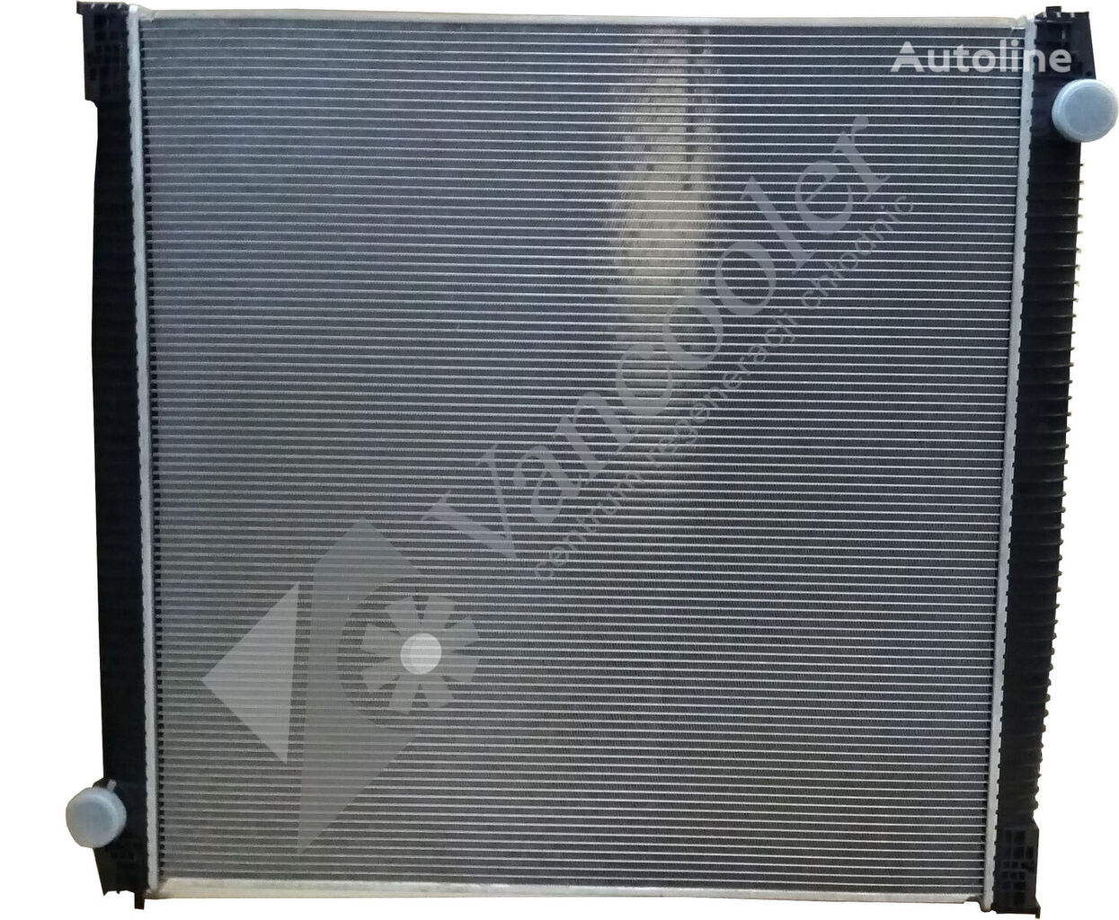 new MAN BUS LIONS COACH engine cooling radiator for MAN BUS LIONS COACH truck