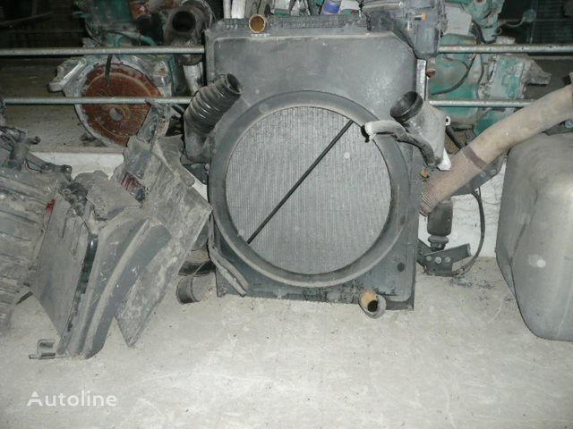 MERCEDES-BENZ Kuehler Packett komplett engine cooling radiator for MERCEDES-BENZ 1841/44 2007 truck