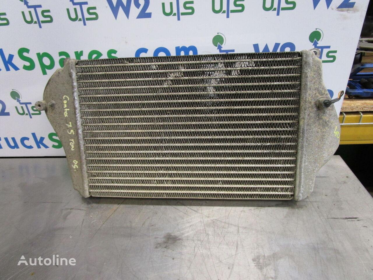 MITSUBISHI INTERCOOLER engine cooling radiator for MITSUBISHI CANTER  truck