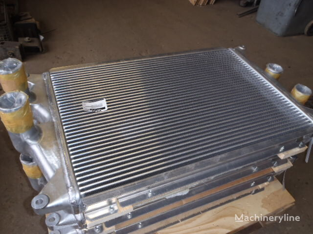 new MITSUBISHI T.RAD 1456-082-1000 engine cooling radiator for MITSUBISHI excavator