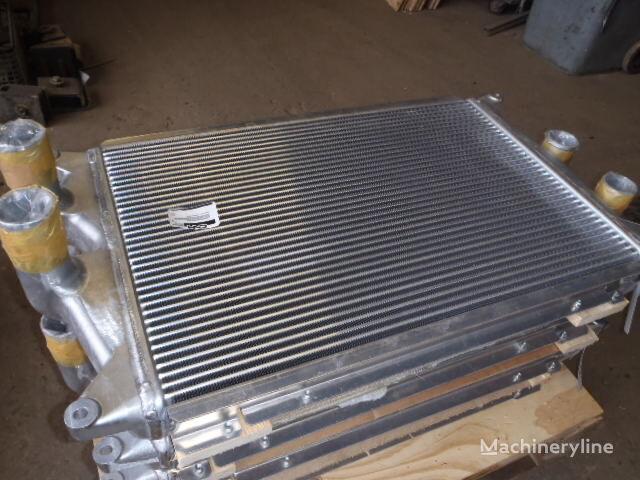 new MITSUBISHI T.RAD 1456-082-1000 engine cooling radiator for MITSUBISHI excavator