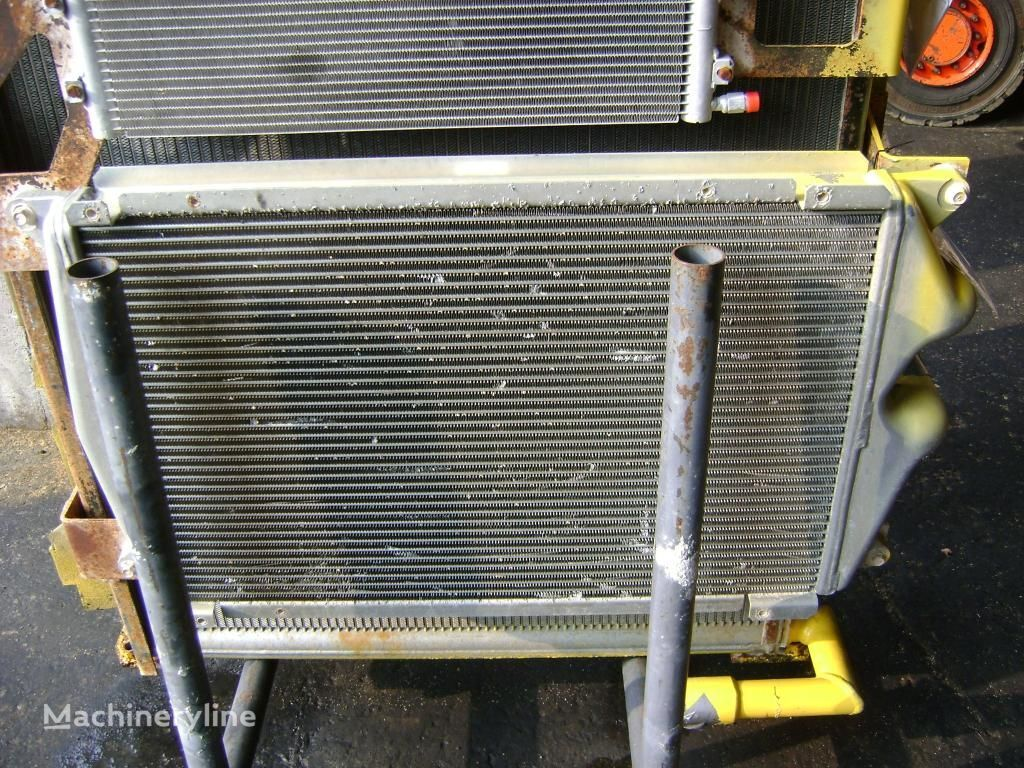 NEW HOLLAND engine cooling radiator for NEW HOLLAND E 385 excavator