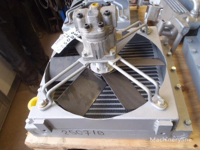 new O&K AKG 5.820.610.000 engine cooling radiator for O&K excavator
