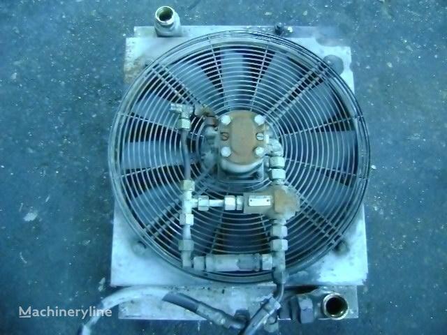 Oil engine cooling radiator for O&K RH6 excavator
