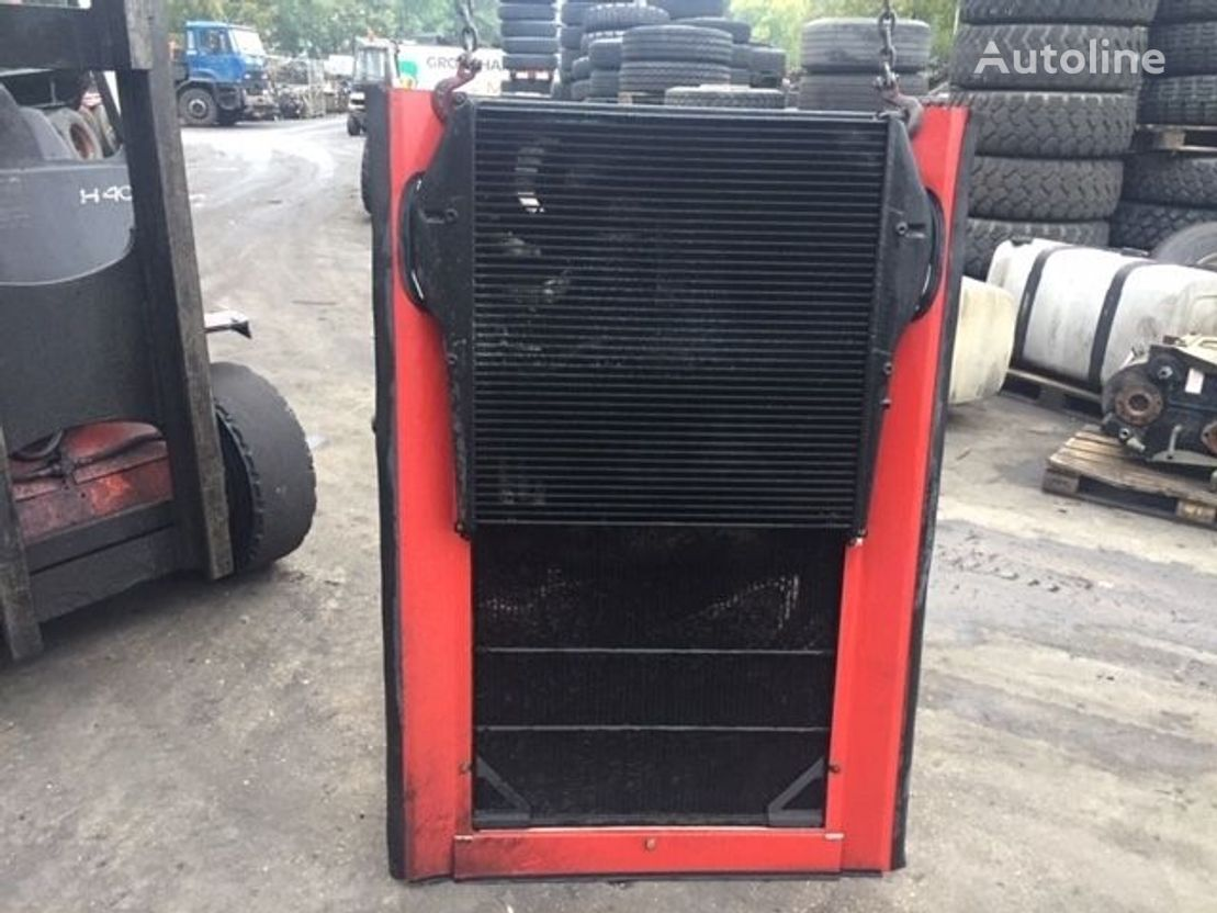 RENAULT RADIATOR+INTERCOOLER engine cooling radiator for RENAULT truck