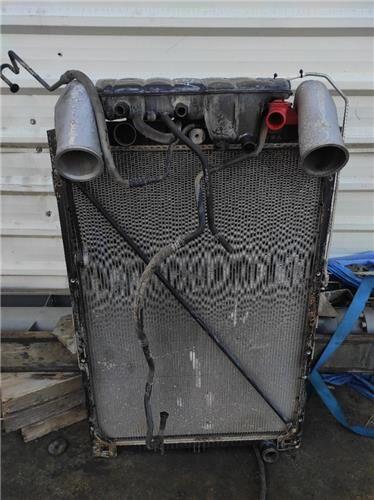 Radiador engine cooling radiator for DAF XF 105 FA 105.460 tractor unit
