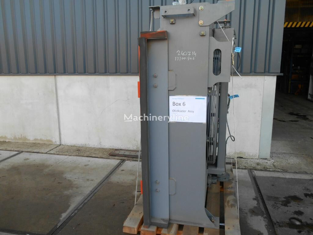 new T.Rad 1382-640-0000 (9278526) engine cooling radiator for excavator