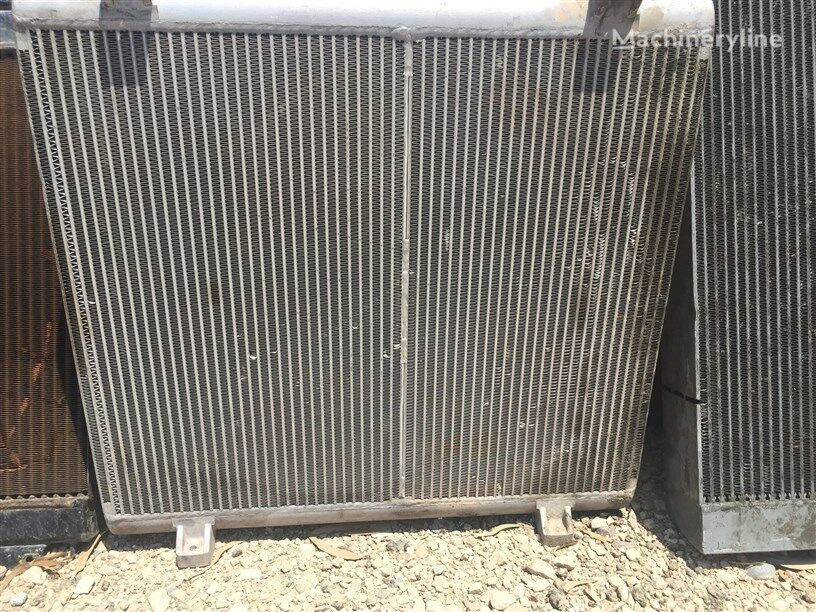 USED VOLVO 330 360 EXCAVATOR RADIATOR COOLING SYSTEM engine cooling radiator for VOLVO EC 330 BLC / EC 330 CL / EC 360 BLC / EC 360 CL excavator