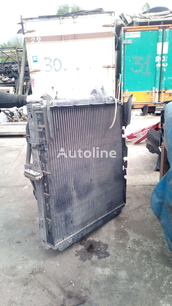 VOLVO engine cooling radiator for VOLVO FH4 tractor unit