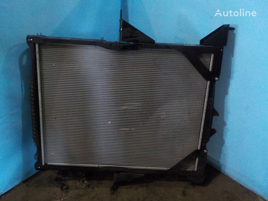 NISSENS engine cooling radiator for VOLVO truck