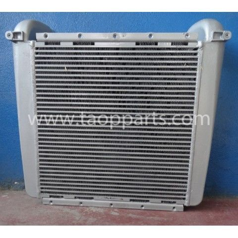 VOLVO engine cooling radiator for VOLVO A40D construction equipment