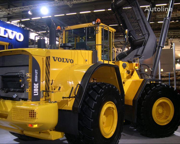 VOLVO Radiator pechki VOE15187580 (Heater unit) engine cooling radiator for VOLVO L180 wheel loader