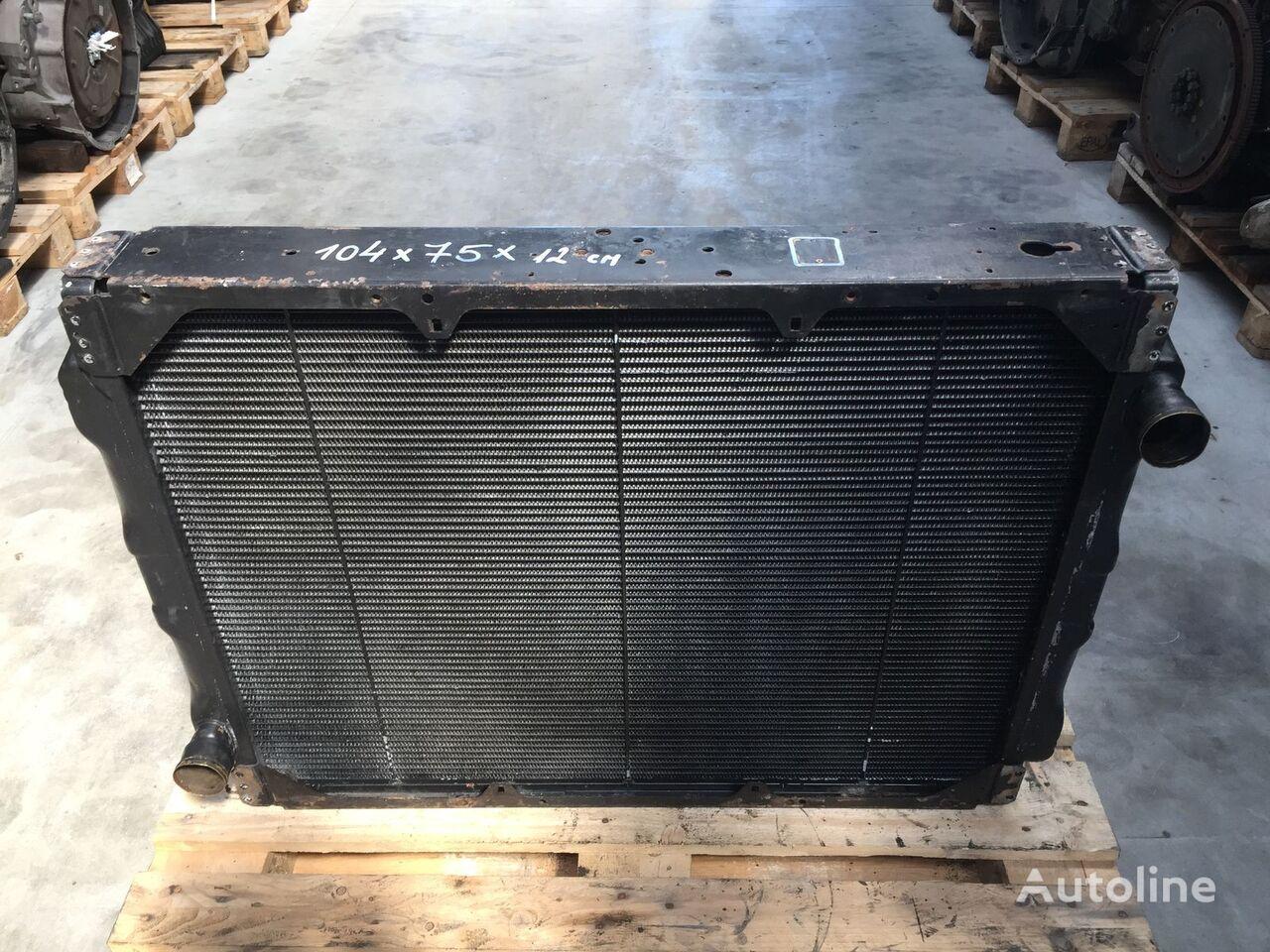 Wasser kühler 104 / 75 / 12 CM engine cooling radiator for MAN A 03 bus