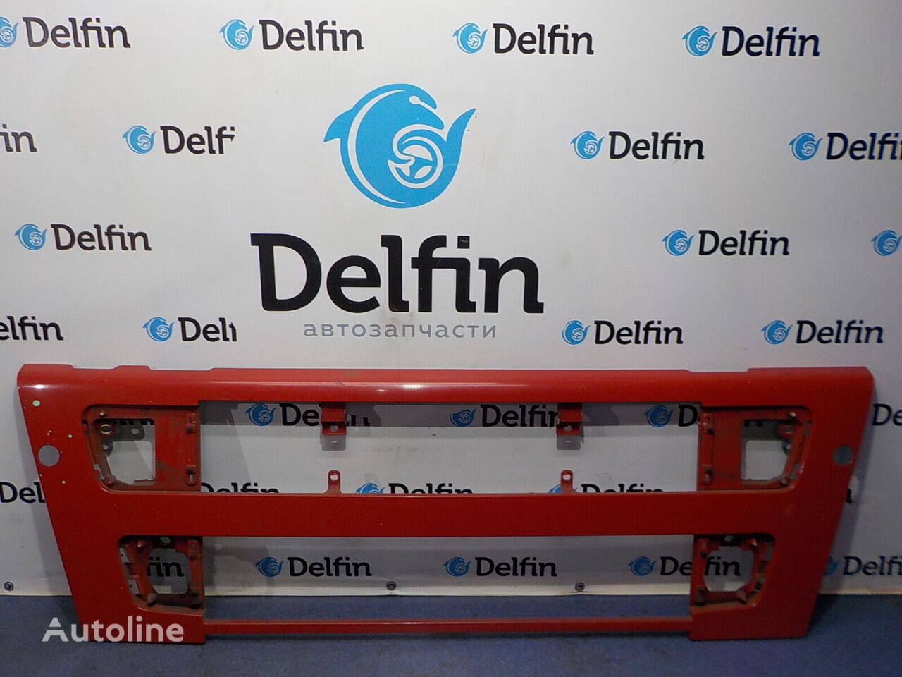 Panel Volvo engine cooling radiator for truck