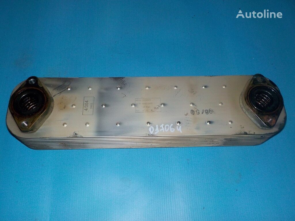 engine oil cooler for IVECO truck