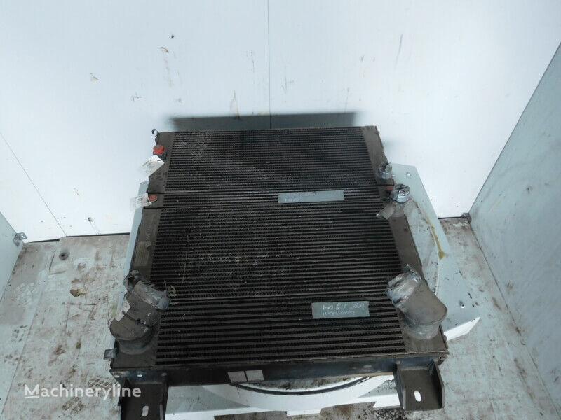 engine oil cooler for LIEBHERR LR634/LU755 D wheel loader