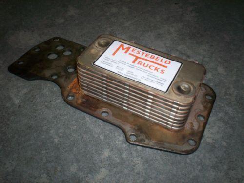 DAF Oliekoeler engine oil cooler for DAF 65 truck