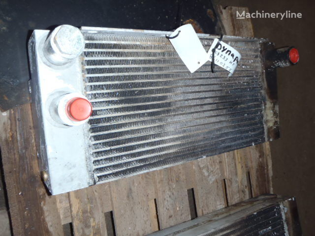 engine oil cooler for DYNAPAC CG233HF excavator