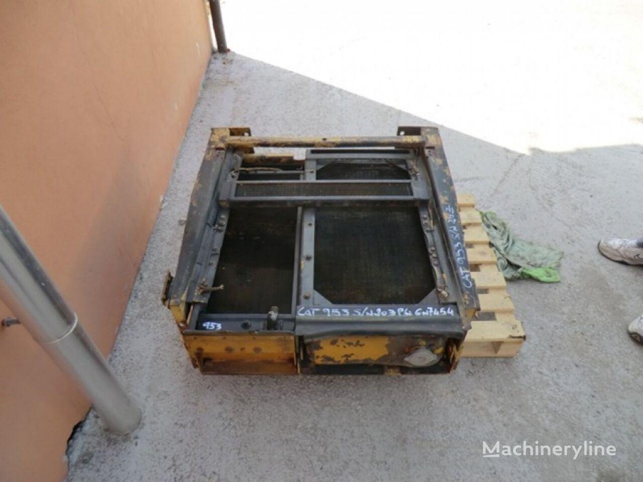 OIL COOLER engine oil cooler for CATERPILLAR 953 track loader