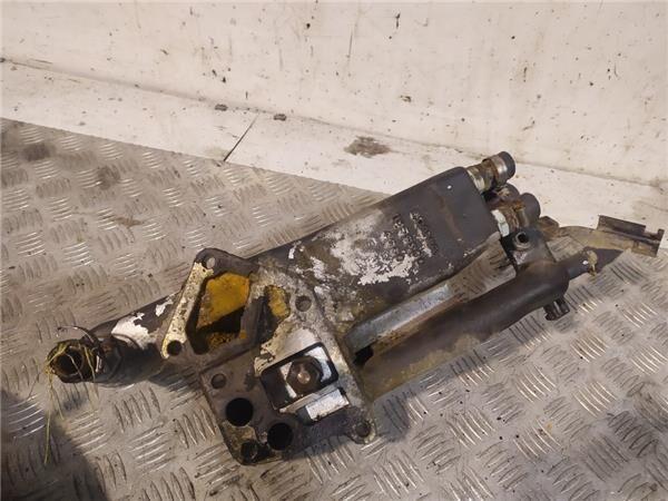 Tapa Enfriador Aceite Scania Serie 4 (P/R 144 L)(1996->) FG      engine oil cooler for SCANIA Serie 4 (P/R 144 L)(1996->) FG 460 (4X2) E2 [14,2 Ltr. - 338 kW Diesel] truck