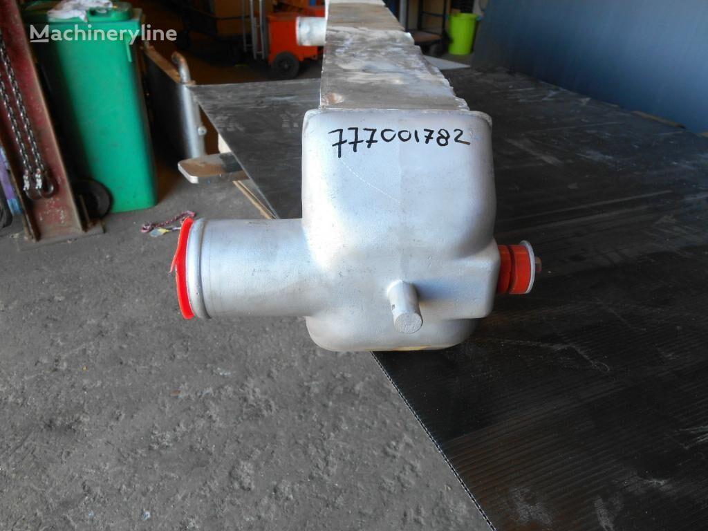 Tokyo Y233511000 (300783) engine oil cooler for excavator