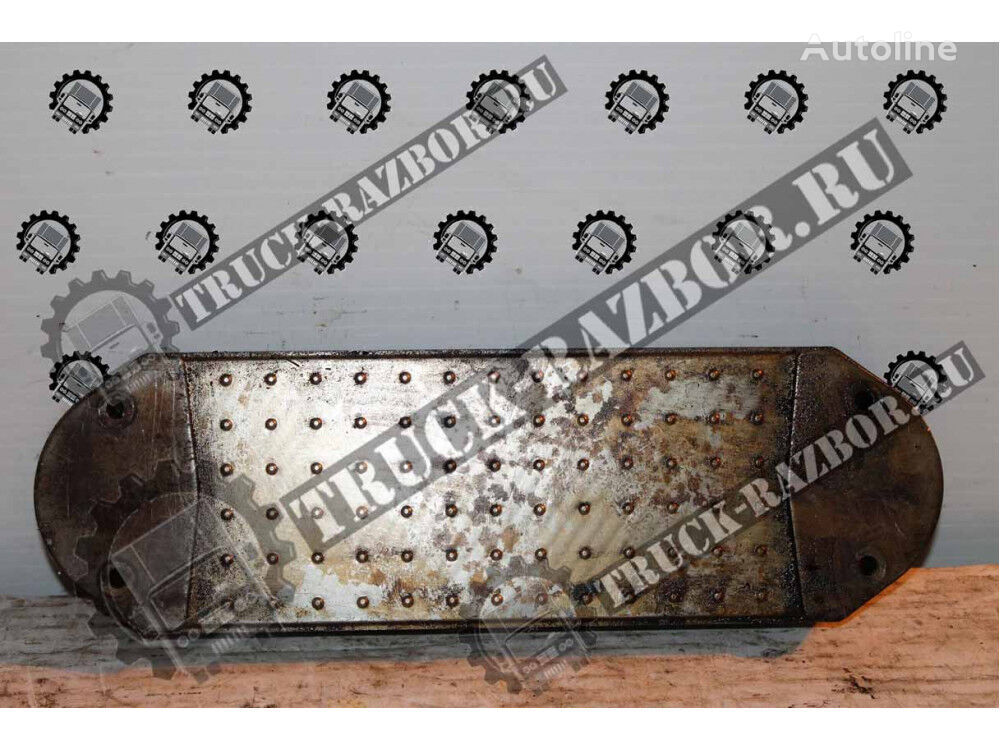 VOLVO engine oil cooler for VOLVO FM, FH tractor unit