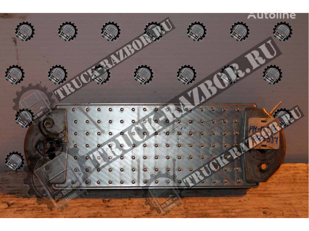 (teploobmennik) (20505537) engine oil cooler for VOLVO FH13   tractor unit